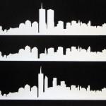 Skyline Triptych