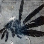 The Crow Etching 2 (2010)