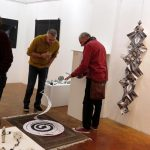 Lotus Eater at Paperworks, Hastings Arts Forum, September / October 2016