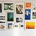 Grand Art Sale, Hastings Arts Forum, January 2019 - my wall
