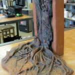 Trees & Roots XII (1) - ceramic sculpture