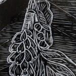 Still-Life - Shallots, Garlic & Rosemary