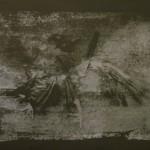 The Crow Silver screenprint (2008)
