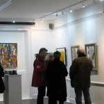 Hastings Arts Forum Members' Show M-Z 2016