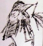 Crow Drawing 2